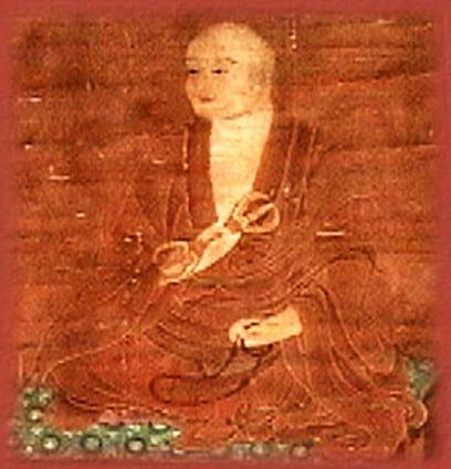 Portrait of Kukai