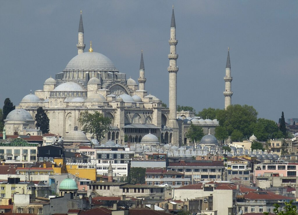 Historic Areas of Istanbul, Turkey