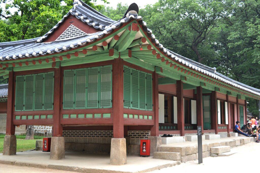 Jongmyo Shrine Image