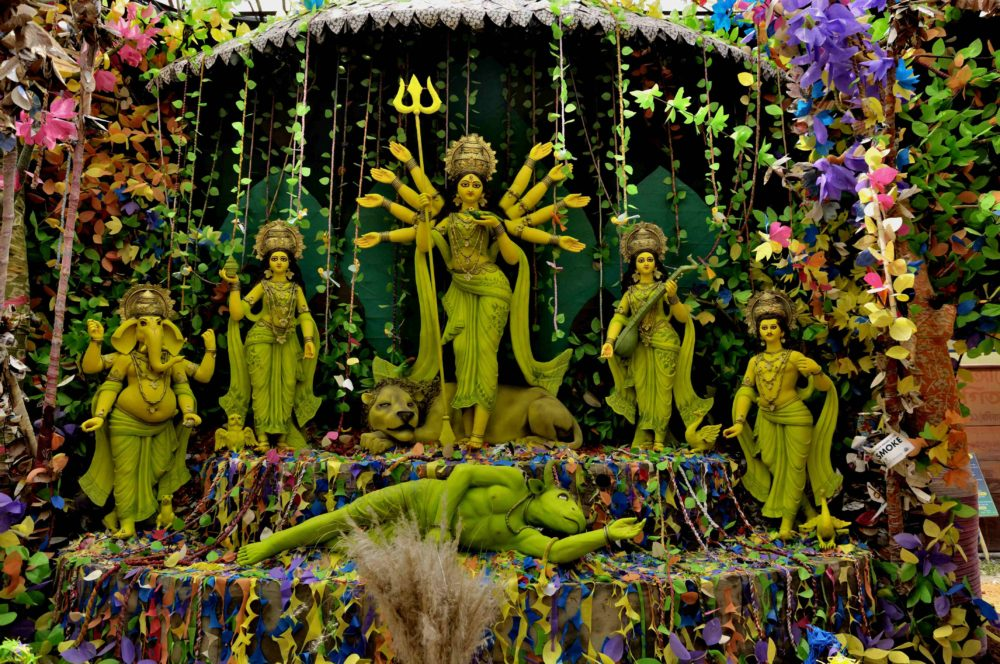 Durga Puja Kolkata D6240