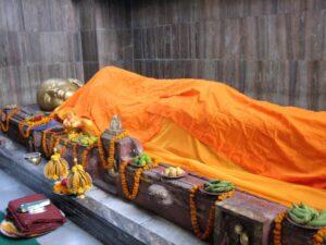 Kushinagar Reclining Buddha