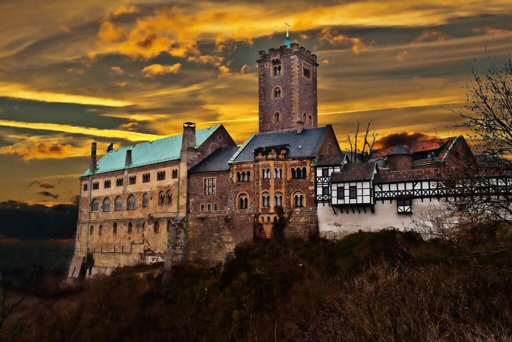 Wartburg Castle Image
