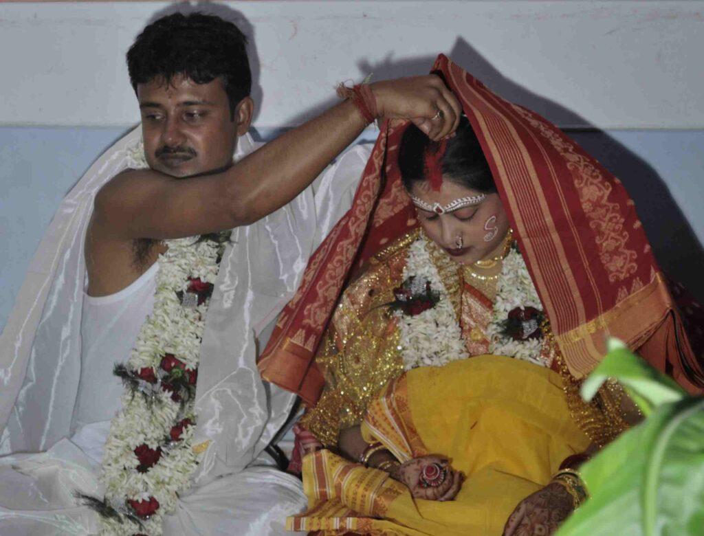 Sindoor daan ceremony Photo